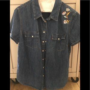 Levi Strauss & CO denim shirt